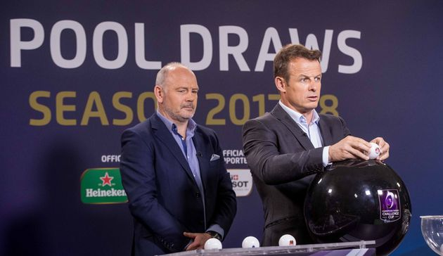 Draws for Champions Cup & Challenge Cup