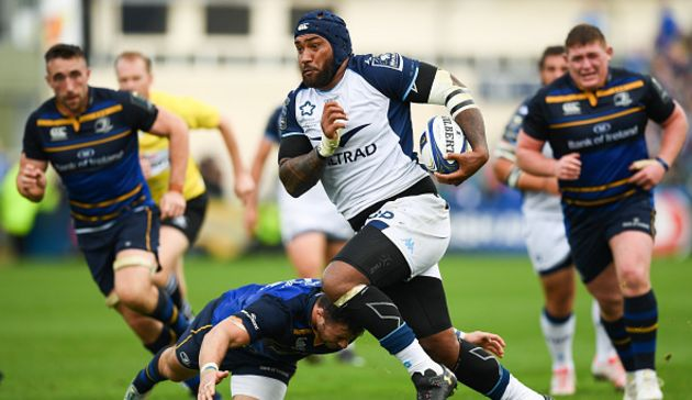 Highlights: Leinster Rugby v Montpellier