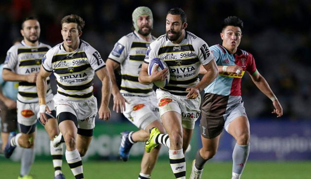 Highlights: Harlequins v La Rochelle