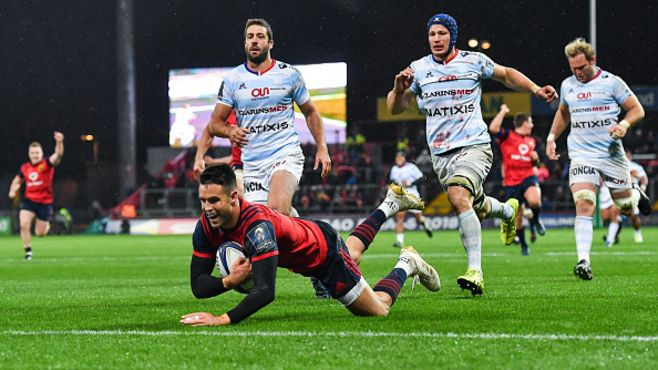 Conor Murray, Munster, Racing 92