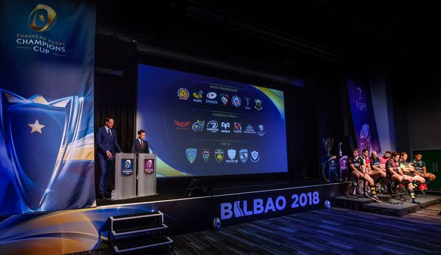 Premiership clubs ready for Europe as 2017/18 season is launched