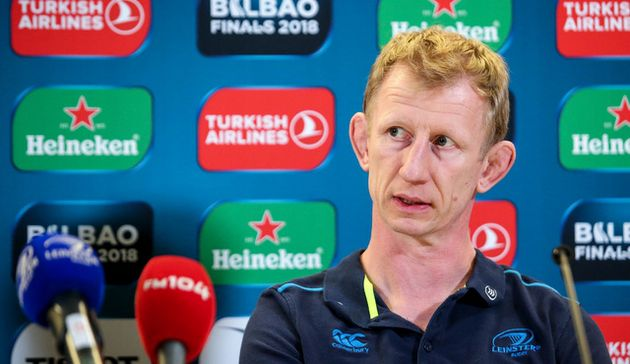 Leo Cullen lauds 'clinical' Leinster as they reach Champions Cup final