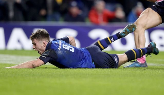 Leinster and Clermont lead the way