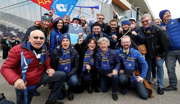Home ties for Irish sides in Champions Cup quarter-finals