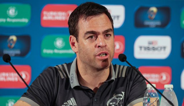 'We'll be back' states Munster head coach