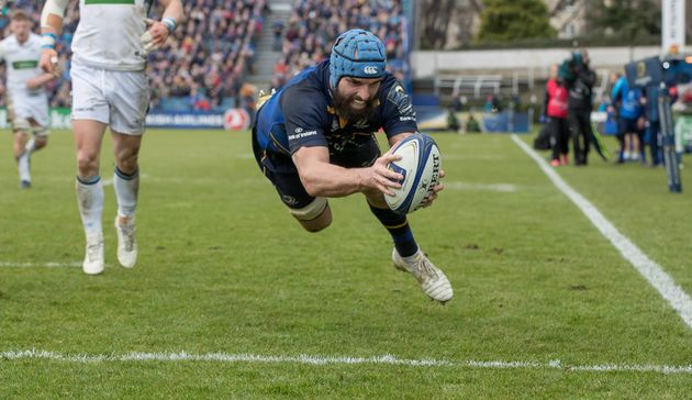 Leinster into showpiece final after victory over Scarlets