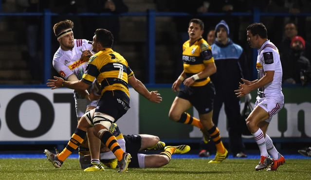 Jenkins leads Blues into Paris play-off