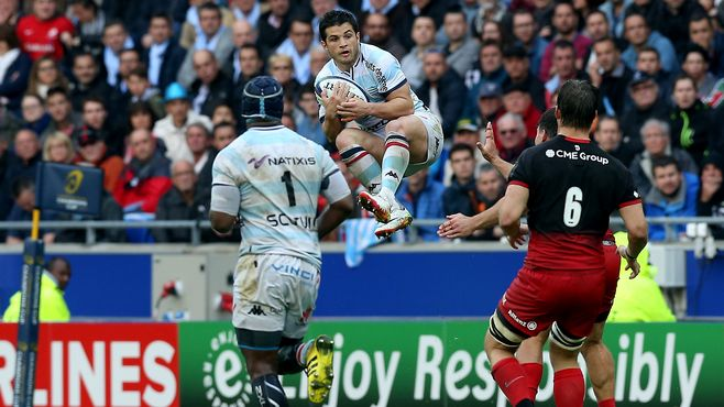 Racing 92 v Leicester Tigers