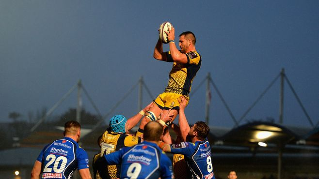 Worcester Warriors v Brive