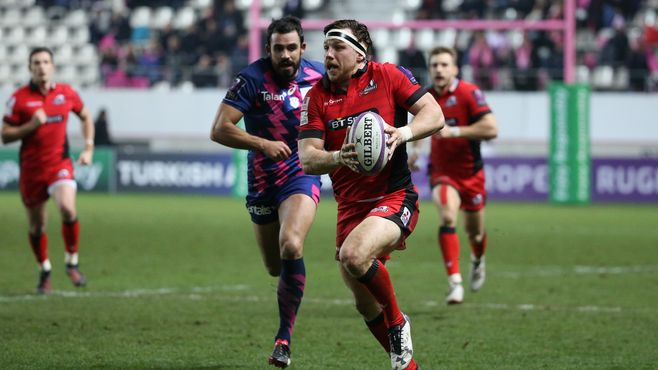 London Irish v Edinburgh Rugby