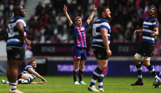 Highlights: Stade Français Paris v Bath Rugby