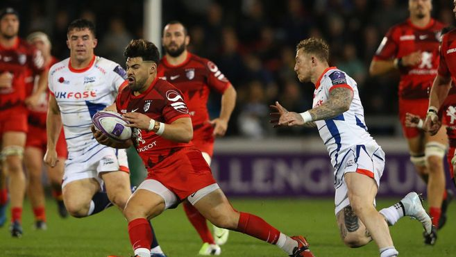 Toulouse v Cardiff Blues