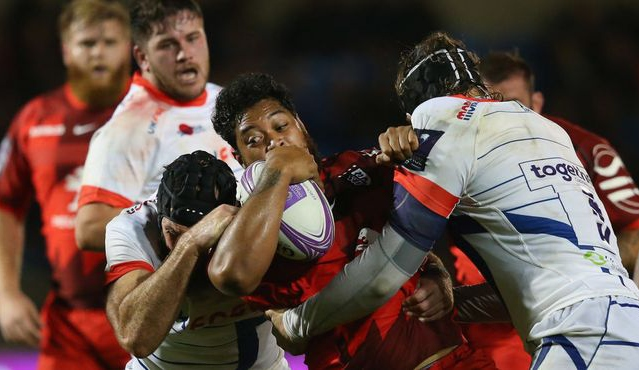 Toulouse 28 Sale Sharks 21