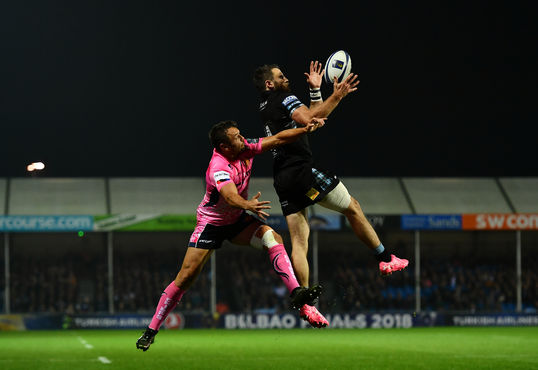Highlights: Exeter Chiefs v Glasgow Warriors