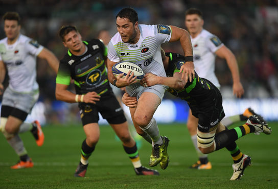Highlights: Northampton Saints v Saracens