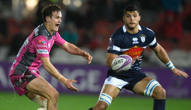 Agen 24 Gloucester Rugby 45
