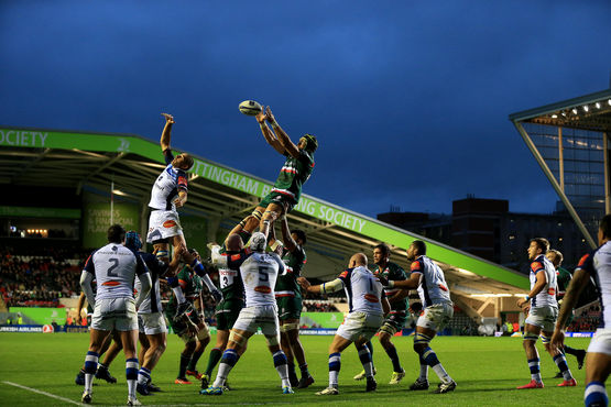 Highlights: Leicester Tigers v Castres Olympique