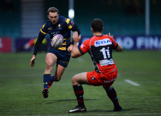 Highlights: Oyonnax v Worcester Warriors