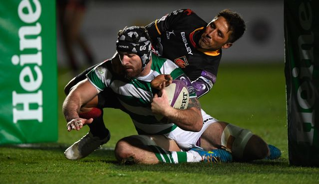 Highlights: Dragons v Newcastle Falcons