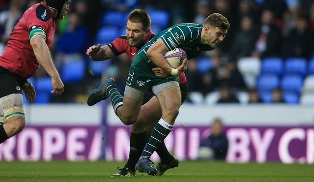 Highlights: London Irish v Krasny Yar