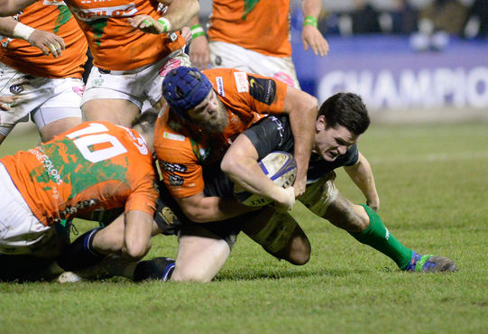 Highlights: Benetton Rugby v Bath Rugby