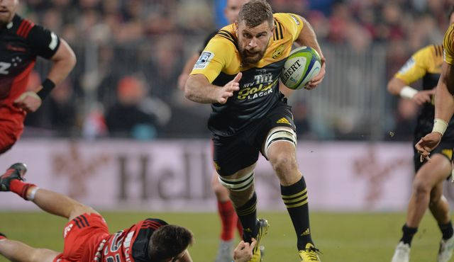 Gibbins to become a Warrior