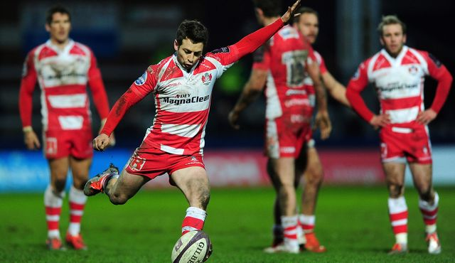 Laidlaw ruled out of quarter-final