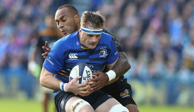 Leinster duo out of quarter-finals