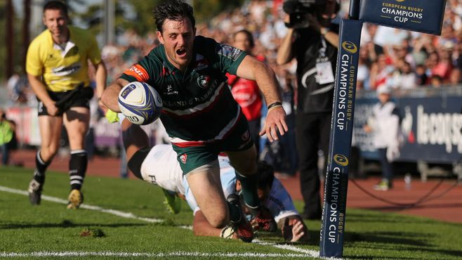 Racing 92 22 Leicester Tigers 18