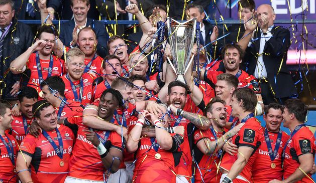 Top seven Guinness PRO12 clubs qualify for Champions Cup