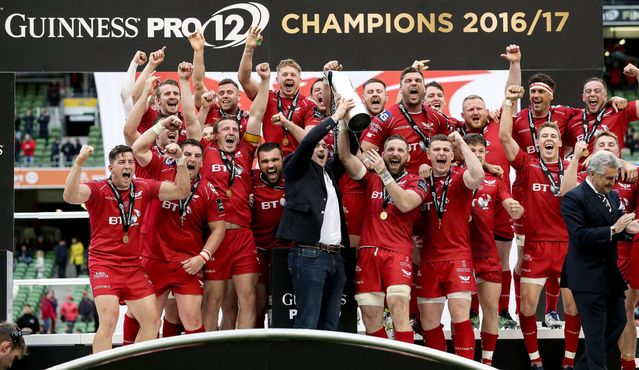 It's Toulon again for Scarlets