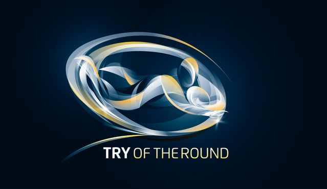 Try of the Round selection for Round 5