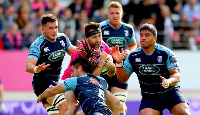 Cardiff Blues skipper bemoans injuries