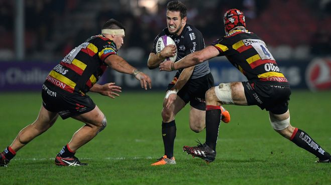 Gloucester and La Rochelle