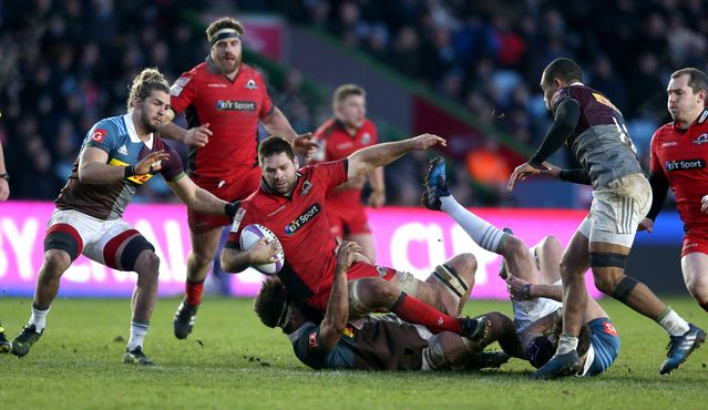 Du Preez rewarded for Edinburgh form by Scotland