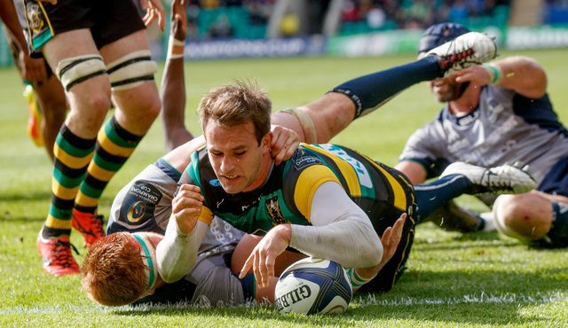Highlights: Northampton Saints v Connacht Rugby