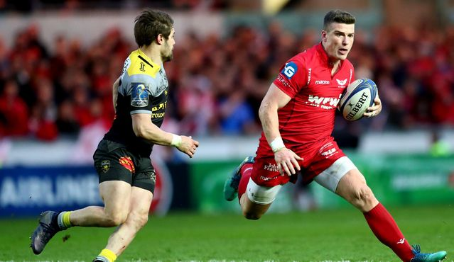 Scarlets are relishing Leinster challenge insists Williams