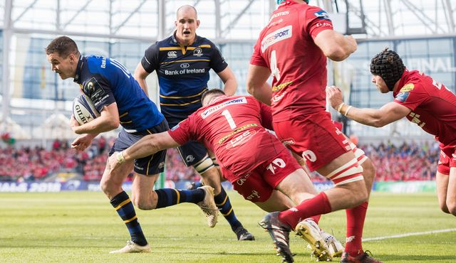 Leinster and Scarlets set for Aviva Stadium rematch