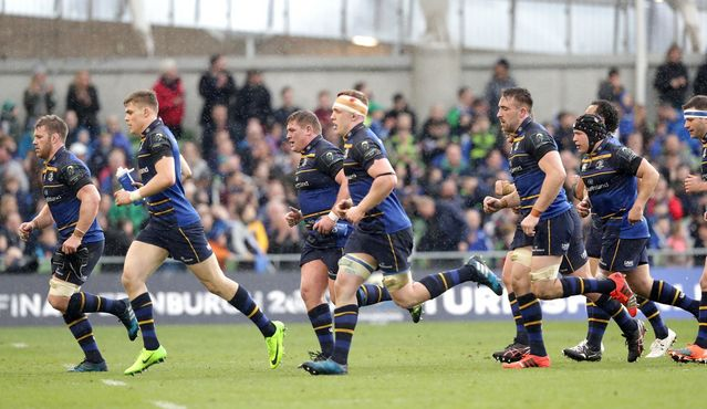 How Leinster reached Lyon