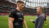 Defence key for Saracens, says Farrell